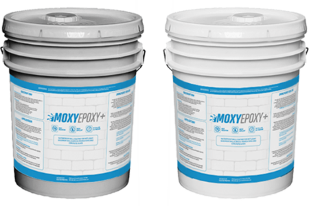MoxyEpoxy+ Epoxy Coating | Better Than Waterproofing Paint!