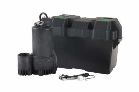 Wayne Battery Backup Sump Pump System ESP25