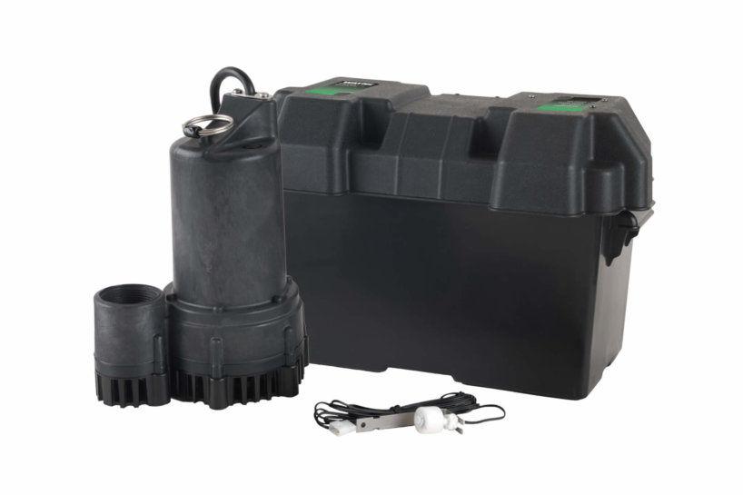 Wayne Battery Backup Sump Pump System Esp25 Crawl