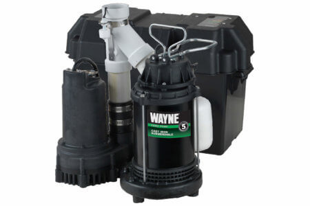 Wayne Simple Sump Solution Combo Kit