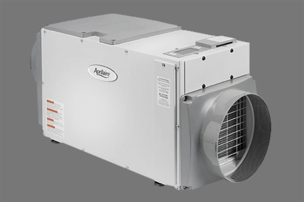 Aprilaire 1850 - 95 Pint Dehumidifier and Air Cleaner