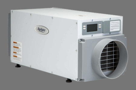 Aprilaire 1820 High Capacity Dehumidifier | 70 Pint | Crawl Space DIY