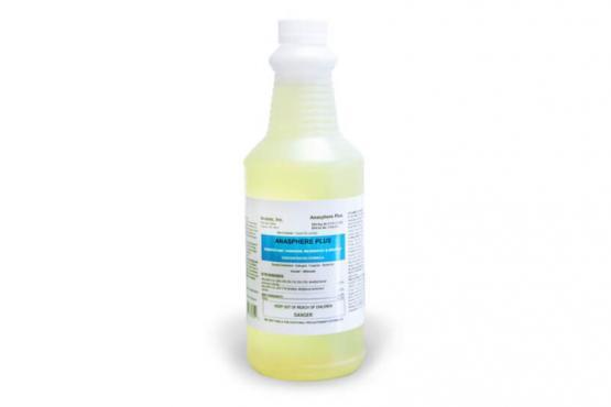 Anabec Anasphere | Mold | Disinfectant | Detergent | Fungicide | Bactericide | Virucide | Mildewstat