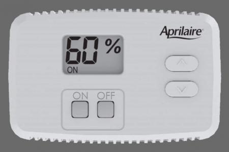 Aprilaire 76 Digital Wall Mount Dehumidifier Control