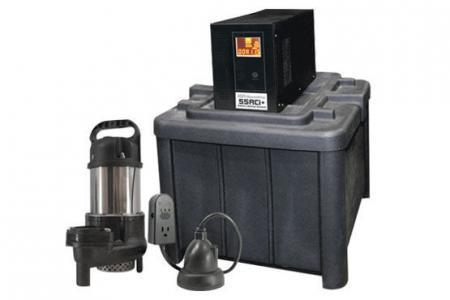 Ion StormPro® 55ACi+ | Battery Backup Pump Sump | Ion Technology