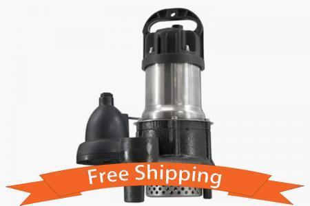 Ion StormPro® BA33i   Ion 1/3 HP Sump Pump