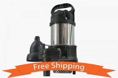 Ion StormPro® BA50i   Ion 1/2 HP Sump Pump