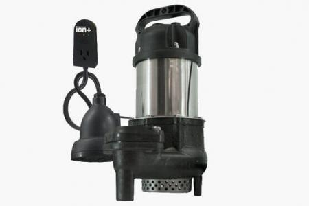 Ion StormPro® BA50i+ | Ion 1/2 HP Sump Pump | Crawl Space DIY