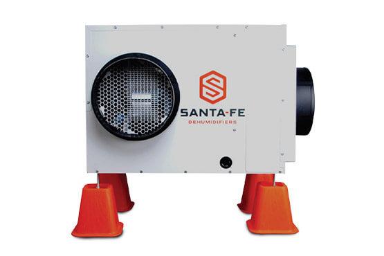 Crawlspace | Dehumidifiers | Santa Fe Riser