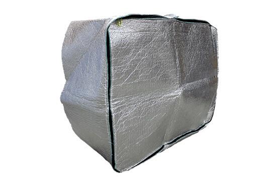 Crawl Space Entry Encapsulation | Insul-Door | Crawlspace-DIY