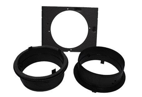 Santa Fe Compact 70 Return Duct | Crawlspace DIY | Dehumidifiers
