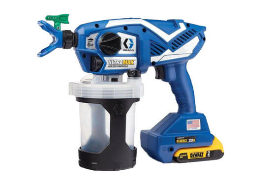 Graco UltraMax Handheld Sprayer | Easily Dispense Water-Base Liquids