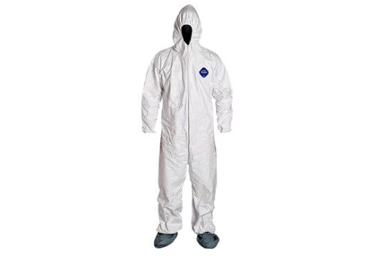 Suntech Coverall Hood & Boot | Resistant & Disposable Coveralls For PPE