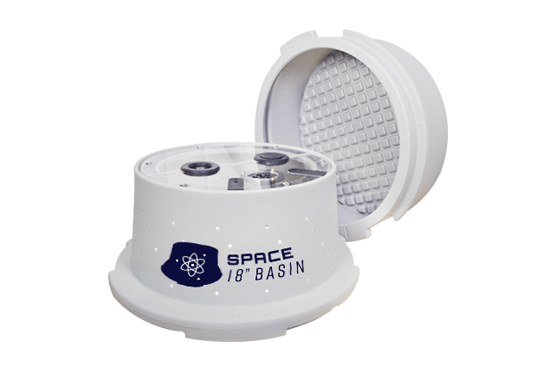 Space Basin   Crawlspace DIY   Waterproofing   Sump Pump Equipment
