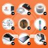 Encapsulation Kit | 1000 Sq.FT | Crawl Space DIY