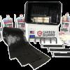 Carbon Guard 3-Strap Anchored Kit | Crawl Space DIY